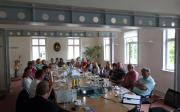 Auf dem Weg zur Wohnmobilstellplatz-Landschaft - LEADER-Regionen in Franken und Thüringen arbeiten zusammen