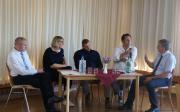 Impulse-Vernetzung-Diskussion - erfolgreiche LEADER-Regionalkonferenz